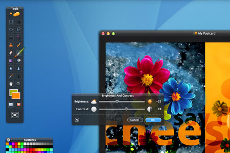 Pixelmator Image Editor for Mac OS X