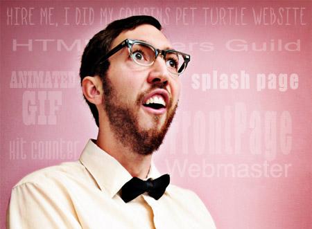 The Wrong Web Guy